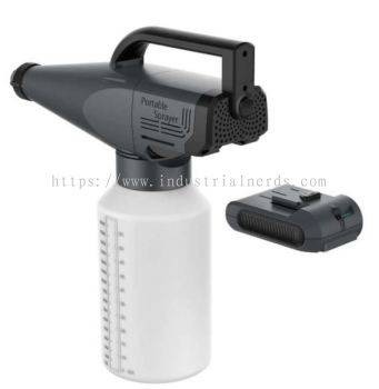 HVLP Electric Spray Gun (Nanomist) for Sanitizing / Disinfecting
