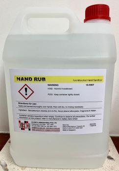 KWIX SOLUTIONS PTE LTD - Hand Rub (5 Litres)