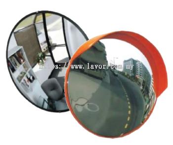 Indoor and Outdoor Convex Mirror