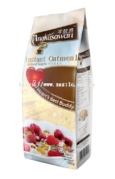 Angkasawan Instant Oatmeal (500g) - RM5.50