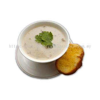 SP1 Mushroom Soup (Homemade)