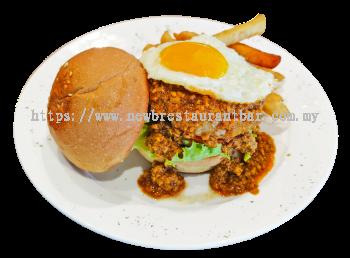 Merdeka Satay Burger