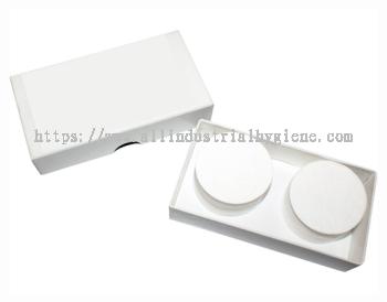 Grade F Glass Microfiber Filter, Binderless