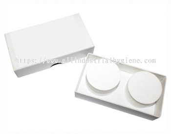 Heat-Treated Quartz Microfiber Filter, Binderless