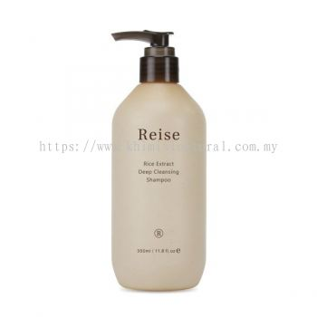 Rice Extract Deep Cleansing Shampoo