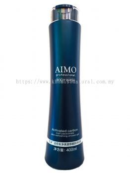 Aimo Activated Carbon Cool Passionate Skin Refreshing Shower Gel