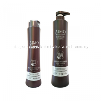 AIMO PLANT EXTRACT INTENSIVE BRIGHT OIL CONTROL SHAMPOO