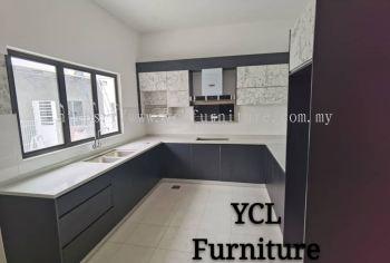 Kitchen Cabinet Setia Alam