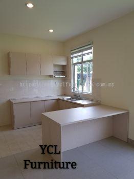 Melamine Kitchen Cabinet Semenyih