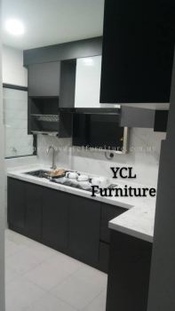 Melamine Kitchen Cabinet Sky Awani 2