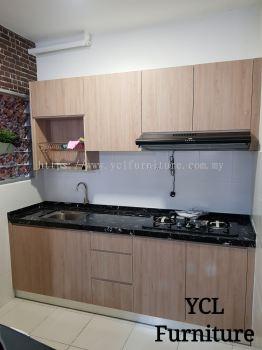 Melamine Kitchen Cabinet Setia Alam