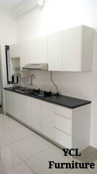 Melamine Kitchen Cabinet Seri Kembangan