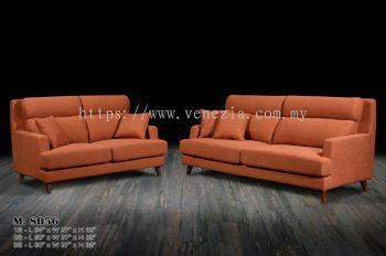 M 8056 Fabric Sofa