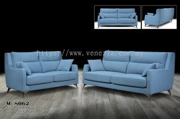 M 8062 Fabric Sofa