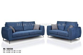 M 8050 Fabric Sofa
