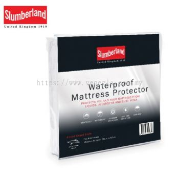 Slumberland Waterproof Mattress Protector