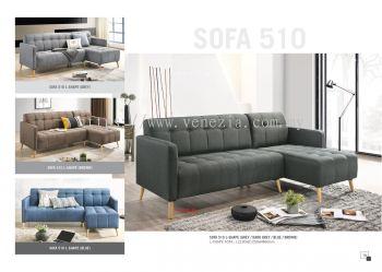 J510 L Shape Sofa