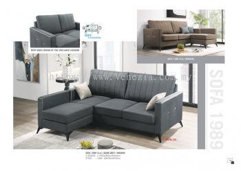 J1989 3+stool Sofa