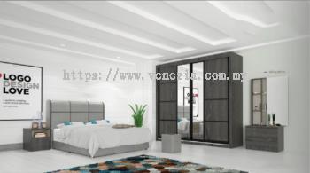 VNCN 8191 Bedroom Set