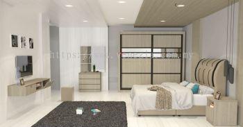 VNCN 2883 Bedroom Set