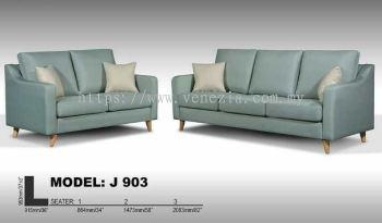 J 903 Fabric Sofa