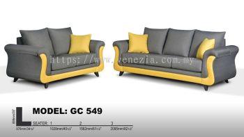 GC 549 Fabric Sofa