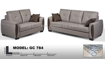 GC 784 Fabric Sofa