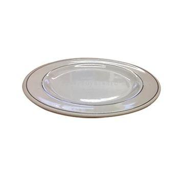 """Deware 8"""" Round Plate (4128)"""