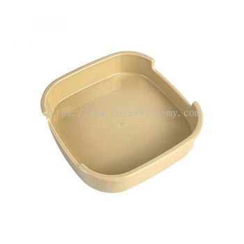 AS 4455 Square Dish (140mmx140mmx35mm)