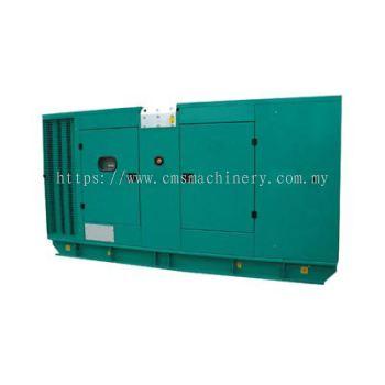 Generator (Range from 10KVA- 300KVA)