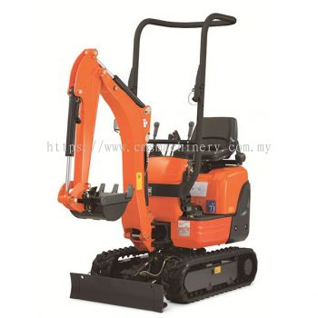 Mini Excavator (Bucket/Breaker)