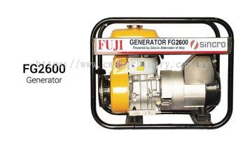 2.2KVA Generator c/w Gasoline Engine