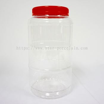 Square Candy Container (PET)