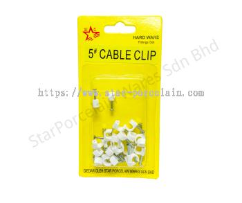 5# CABLE CLIP