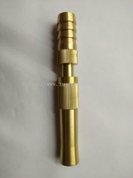 Brass Hose Nozzle - MT-301