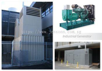 Jensonn Power Systems - Industrial Range