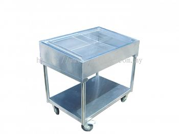 Sea Food Display Counter (Single Layer)