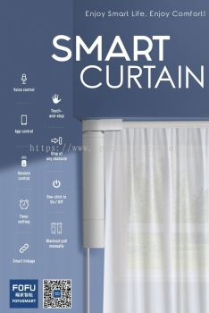 SMART CURTAIN (CONTROL WITH YOUR VOICE)