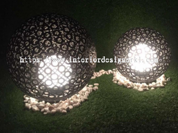 IP-OGL OUTDOOR GARDEN LIGHT