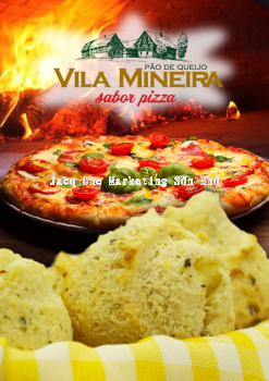 Vila Mineira Pizza