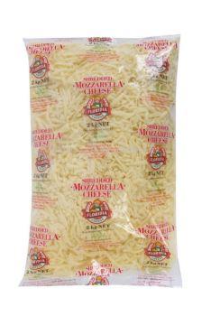 Floridia Shredded Mozzarella Cheese