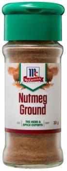 McCormick Nutmeg Ground 30g