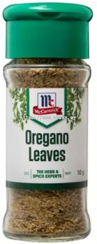 McCormick Oregano Leaves 10g