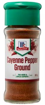 McCormick Cayenne Pepper Ground 30g