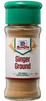 McCormick Ginger Ground 25g