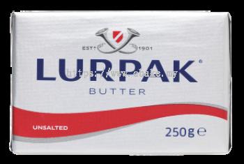 Lurpak Unsalted Butter 250g