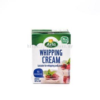 Arla Whipping Cream (200ml)