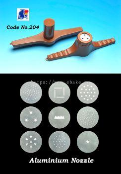 Putu Mayam Aluminium Nozzle SL-204