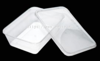 Rectangle Container FF-650 (TLT-650)
