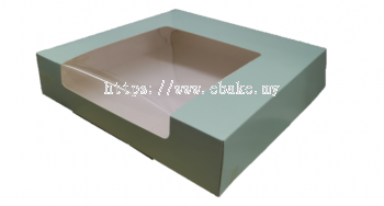 Green layer cake box [Please Choose The Size]